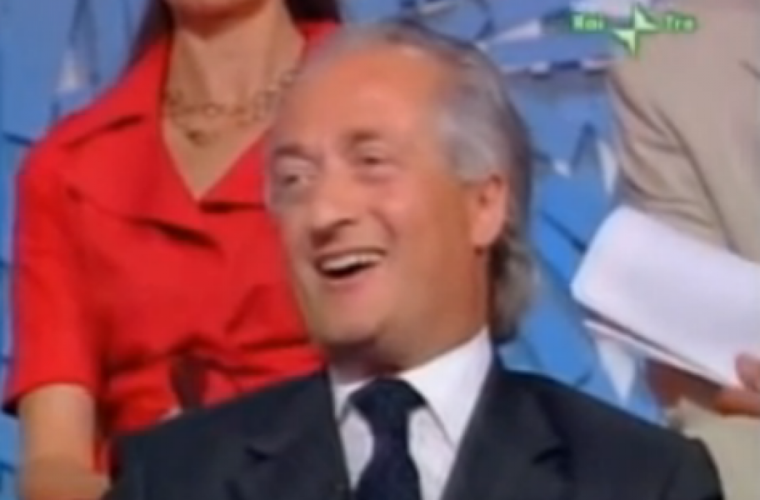 Avvocato Paolo Patelmo in Rai